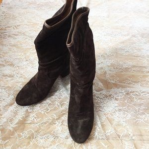 Trask suede boots